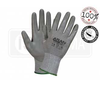 ARAN SAFETY E80 SAFE-CUT KESİLME DİRENÇLİ ELDİVEN