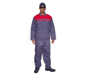 Montlu Takım İş Elbisesi